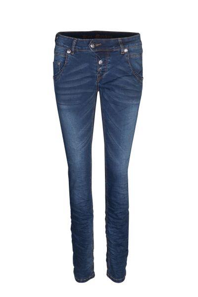"""Blue Monkey modische Damen Jeans """"Manie"""" 3449"""