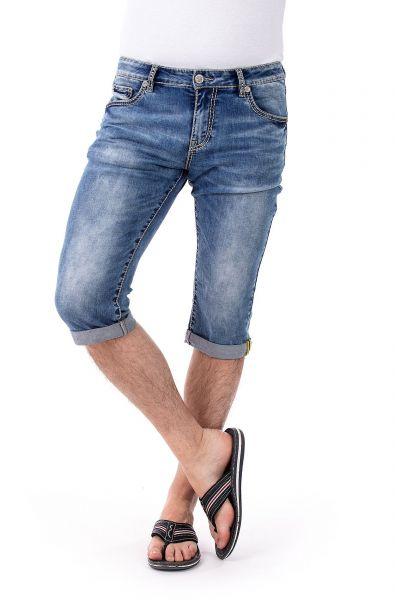 """Blue Monkey """"Markus 4527 3/4 Turn Up"""" Jeans"""