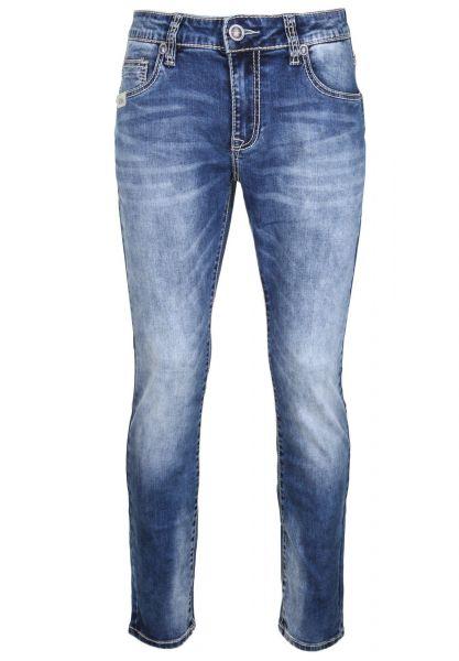 Blue Monkey Gordan-4581 Denim/Slim/thick yarn