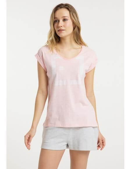 ELBSAND 70130 ES LEIKNA T-Shirt rose