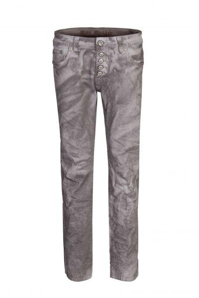 "Blue Monkey ""Alex"" Herren Jeans BM-4239,Grau"