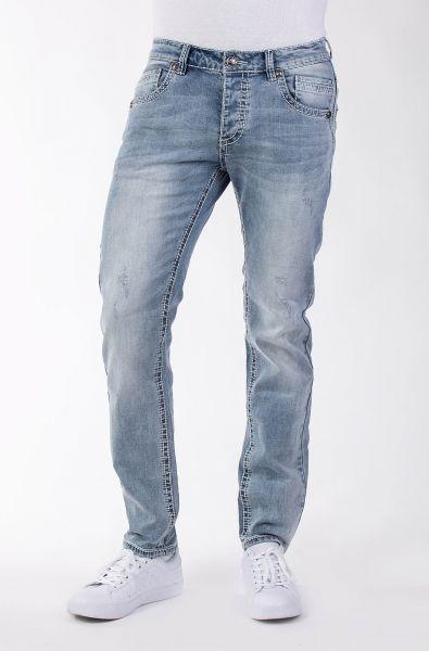 Blue Monkey Freddy 4451 modische Herren Jeans