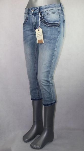 RED BUTTEN SRB2528 Suzy light stone 7/8 Jeans mit der perfekten Passform