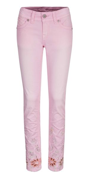 BM Laura 3605 rose Fashion Hose