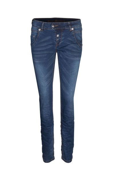 Blue Monkey Manie 3449 modische Damen Jeans