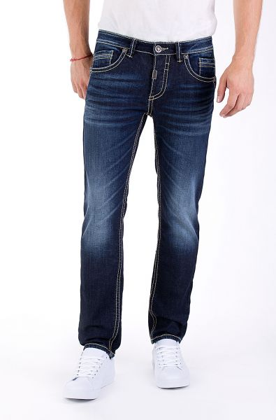 BLUE MONKEY FREDDY 4339 HERREN JEANS SLIM FIT