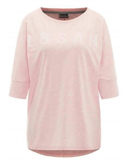 ELBSAND 70107 ES IDUNA T-Shirt bright rose