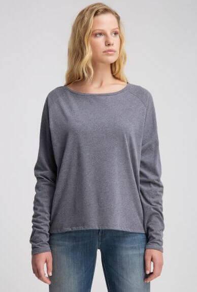 ELBSAND 70211 TIRA Longsleeve Shirt blush lilac