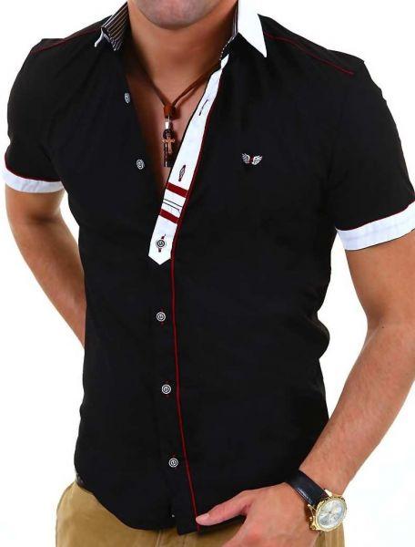 CARISMA 9008 cooles Herren 1/2 Arm Sommerhemd