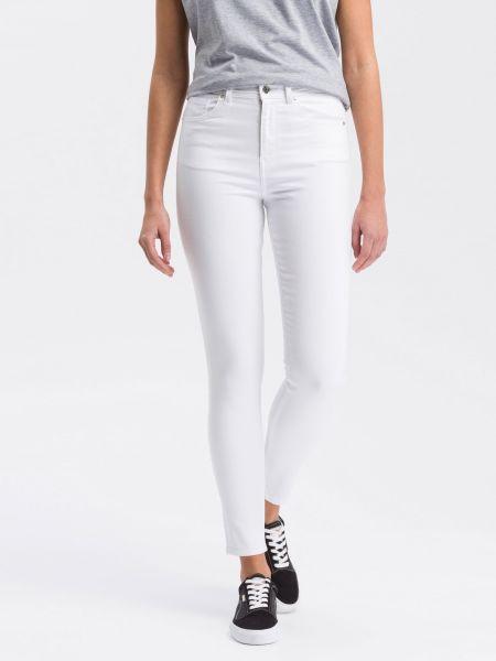 Cross Jeans P429-068 Judy white Damen Jeans