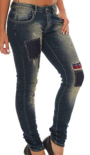 Blue Monkey Daisy 1109 Damen Jeans