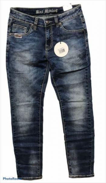 Blue Monkey Gordan 4681 Slim Fit