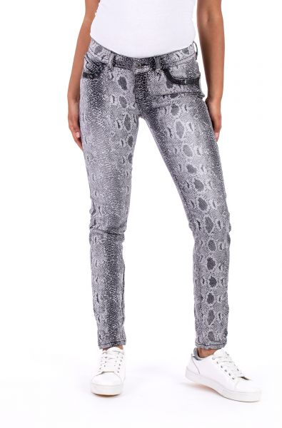 Blue Monkey Laura 10300 Stilistische Fashion Jeans