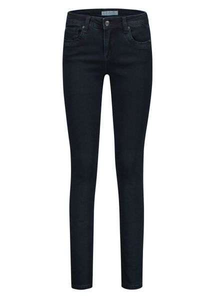 RED BUTTEM Jimmy SRB3302 dark blue Modische Stretch Jeans