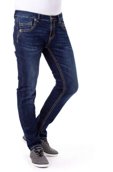 Blue Monkey Freddy 4521 Herrnjeans