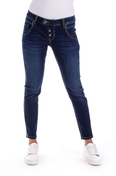 Blue Monkey Manie 30293 Cropped Skinny Fit