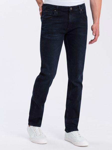 Cross Jeans E198-014 Damien BLUE BLACK Herren Jeans
