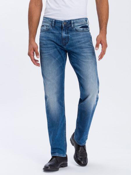 Cross Jeans Antonio MID BLUE E161-115 Herren Jeans