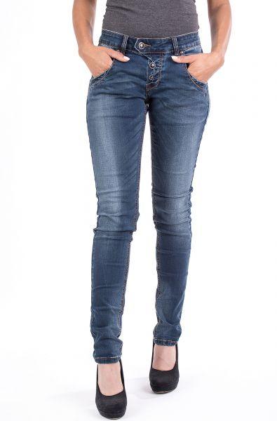 Blue Monkey Manie 3449 perfekt sitzende Jeans Skinny