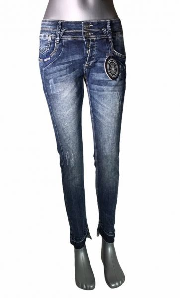 Blue Monkey Anny 1878 Skinny Slim Fit