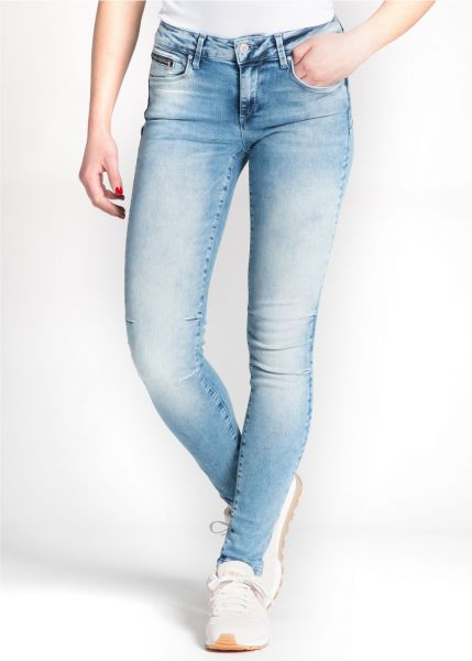 MIRACELE OF DENIM Jeans SP-19-2003 2624 Eva Skinny Fit Mirtoon Blue