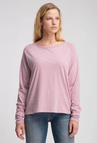 ELBSAND 70211 TIRA Longsleeve Shirt siesta