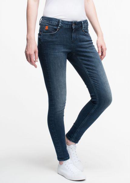 MIRACELE OF DENIM Jeans WI19-2015-2746 Sina Skinny Fit Sirus Blue