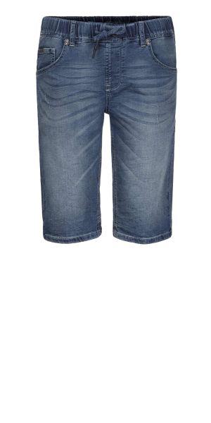 Blue Monkey Wilson, lässige Jeans Short für Damen und Herren