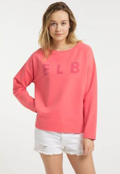 ELBSAND Alrun 70176-438 siesta Sweatshirt