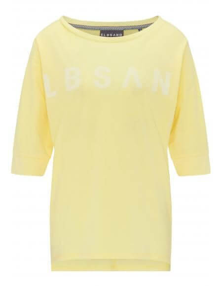 ELBSAND 70107 ES IDUNA T-Shirt yellow