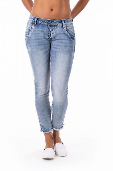 Blue Monkey Manie 10202 perfekt sitzende Jeans Skinny cropped